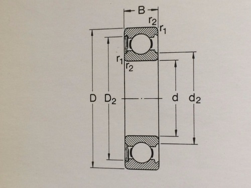 ruleman 698 zz nsk autos escala impresoras 3d ms rodamientos