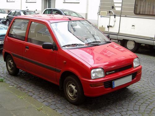 ruleman maza delantera  daihatsu cuore 1990-1999