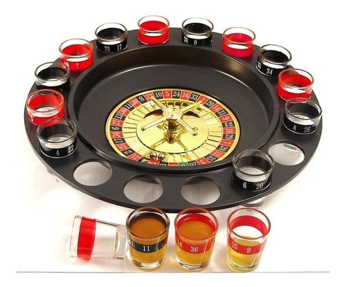 ruleta casino shots cortitos licor tequila, 80110 / fernapet