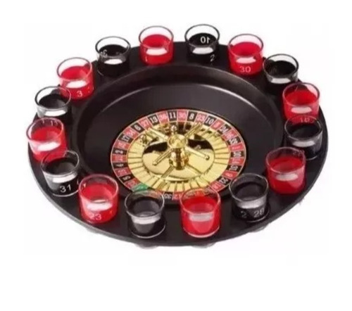 ruleta casino shots cortitos licor tequila / factorynet