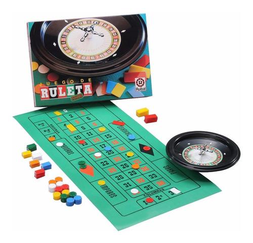 ruleta club juego de ruleta original ruibal mundo manias