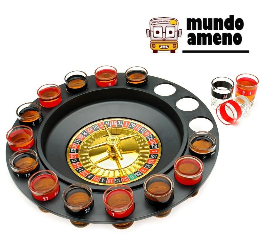 Ruleta De Alcohol Shots O Cortitos De Licor 7 900 En Mercado Libre