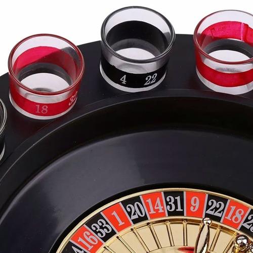 ruleta shots tragos drinking roulette fiestas envio gratis!