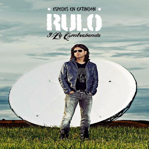 rulo - especies en extincion - cd original 2012