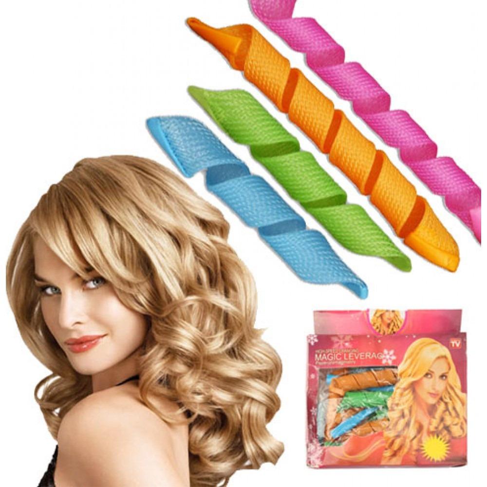 Rizador natural de cabello