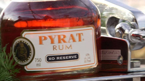 rum pyrat xo reserve 750ml vol. 40% ron