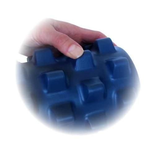 rumbleroller - tamaño completo 31 pulgadas - azul - original