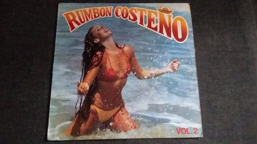rumbon costeño vol 2 lp vinilo reggae soca