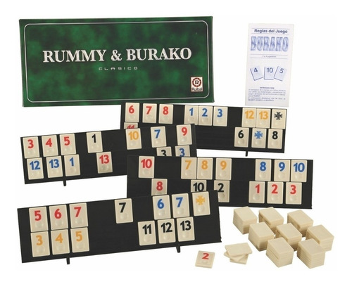 rummy & burako clásico ruibal edu full