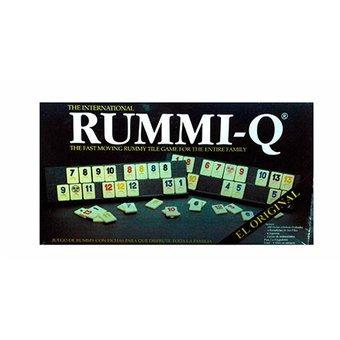 rummy -q caja de fichas juego de mesa