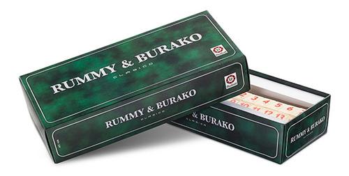 rummy y buraco clásico original ruibal