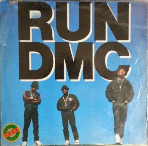 run dmc - tougher than leather - vinilo brasil