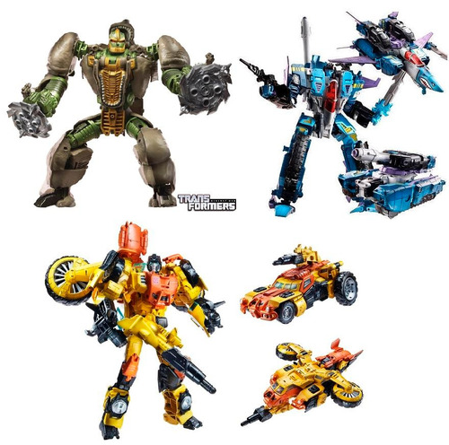 runamuck transformers cybertron deluxe