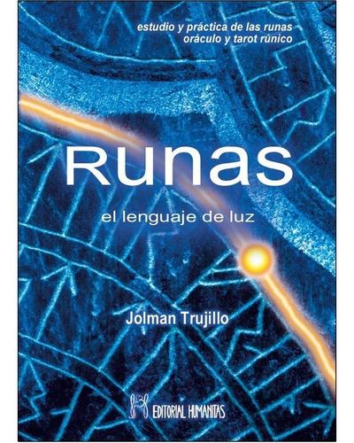 runas - el lenguaje de la luz - libro importado