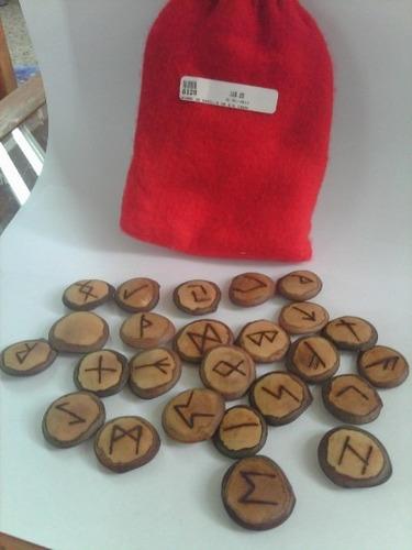runas en semillas para adivinación - incluye manual de uso