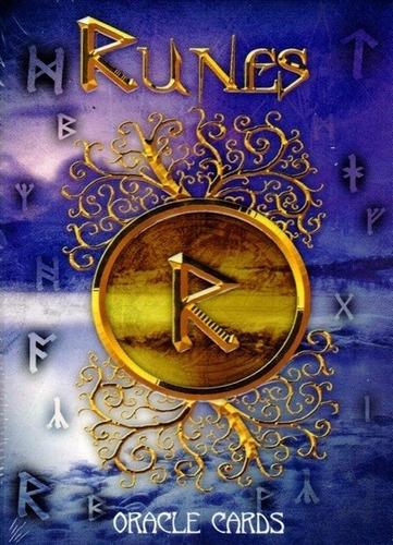 runas oracle cards (libro + cartas), aa.vv., lo scarabeo