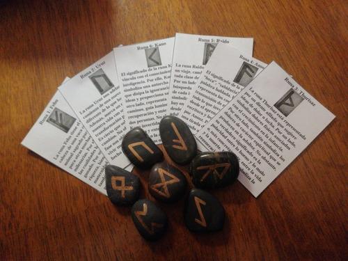 runas vikingas - oráculo nórdico
