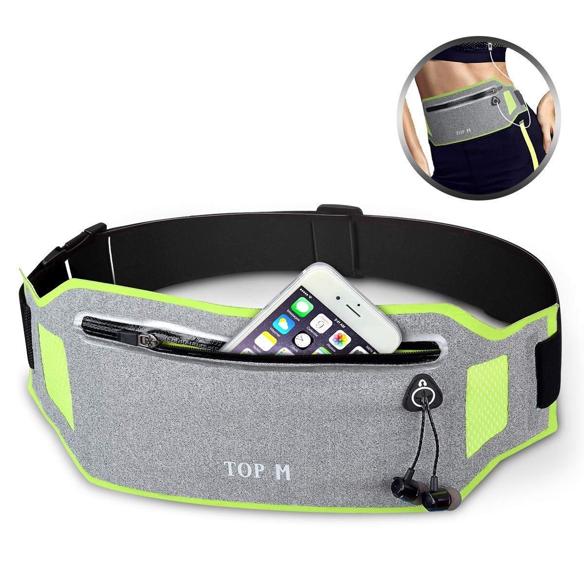 514930f04 Running Belt Para Mujeres Hombre Cintura Pack Belt Peso L ...