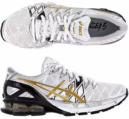 running masculino tênis asics · tênis asics kinsei 5 gel running masculino  cinza e preto a87a270f4a63c
