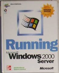 running microsoft windows 2000 server - russel - crwford