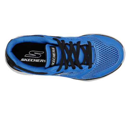 running skechers run zapatillas niños