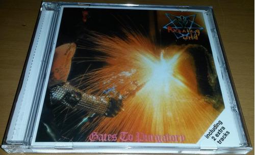 running wild - gates to purgatory (imp/ru) cd lacrado