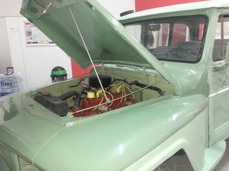 rural, ano 1976 , motor 6 cc original  direção hidraulica