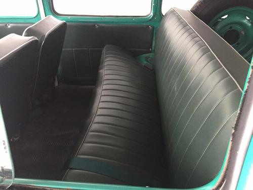 rural jeep willys bicudinha 1959 4x4 raridade