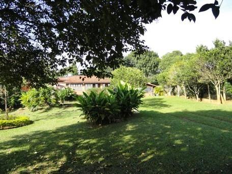 rural para venda, 2 dormitórios, chácara remanso (caucaia do alto) - cotia - 572