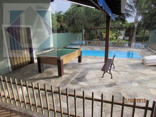 rural para venda, 3 dormitórios, jd. lago encantado - salto grande - 428
