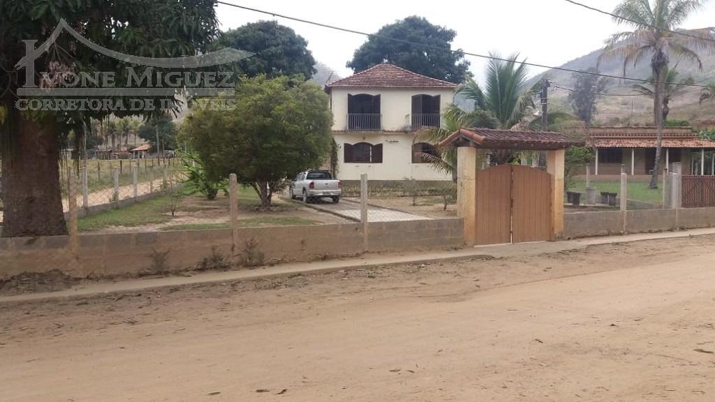 rural para venda, 4 dormitórios, piraui - vassouras - 2420