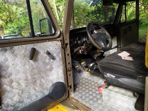 rural willys 4x4 turbo diesel intercooler jeep levo pr vc