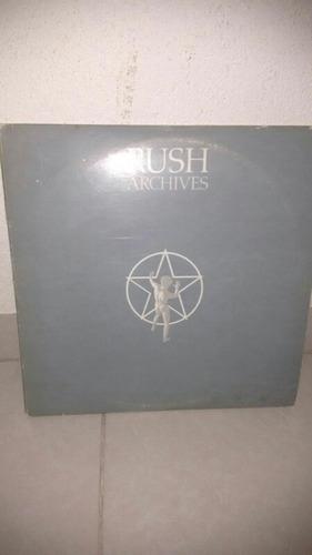 rush archives lp