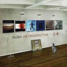 rush retrospective 3 [cd original lacrado de fabrica]