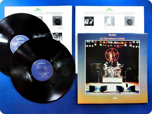 rush.all the world's a stage.vinil duplo  import.england