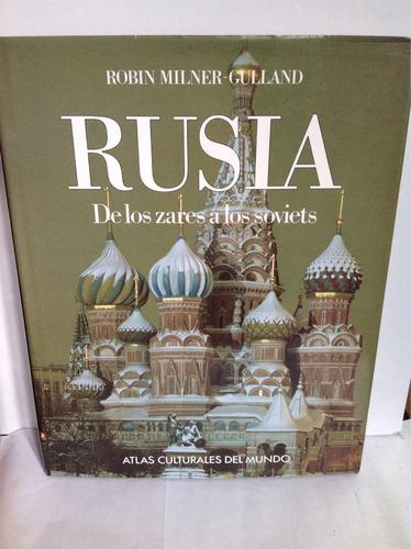 rusia de los zares a los soviets. robin milner-gulland
