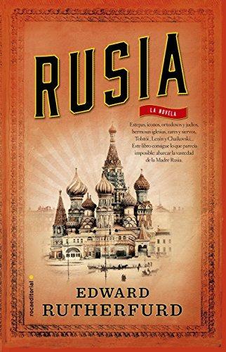 rusia; rutherfurd edward envío gratis