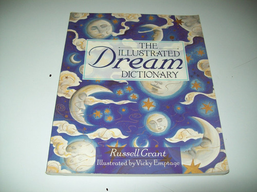 russell grant vicky emptage the illustrated dream dictionary