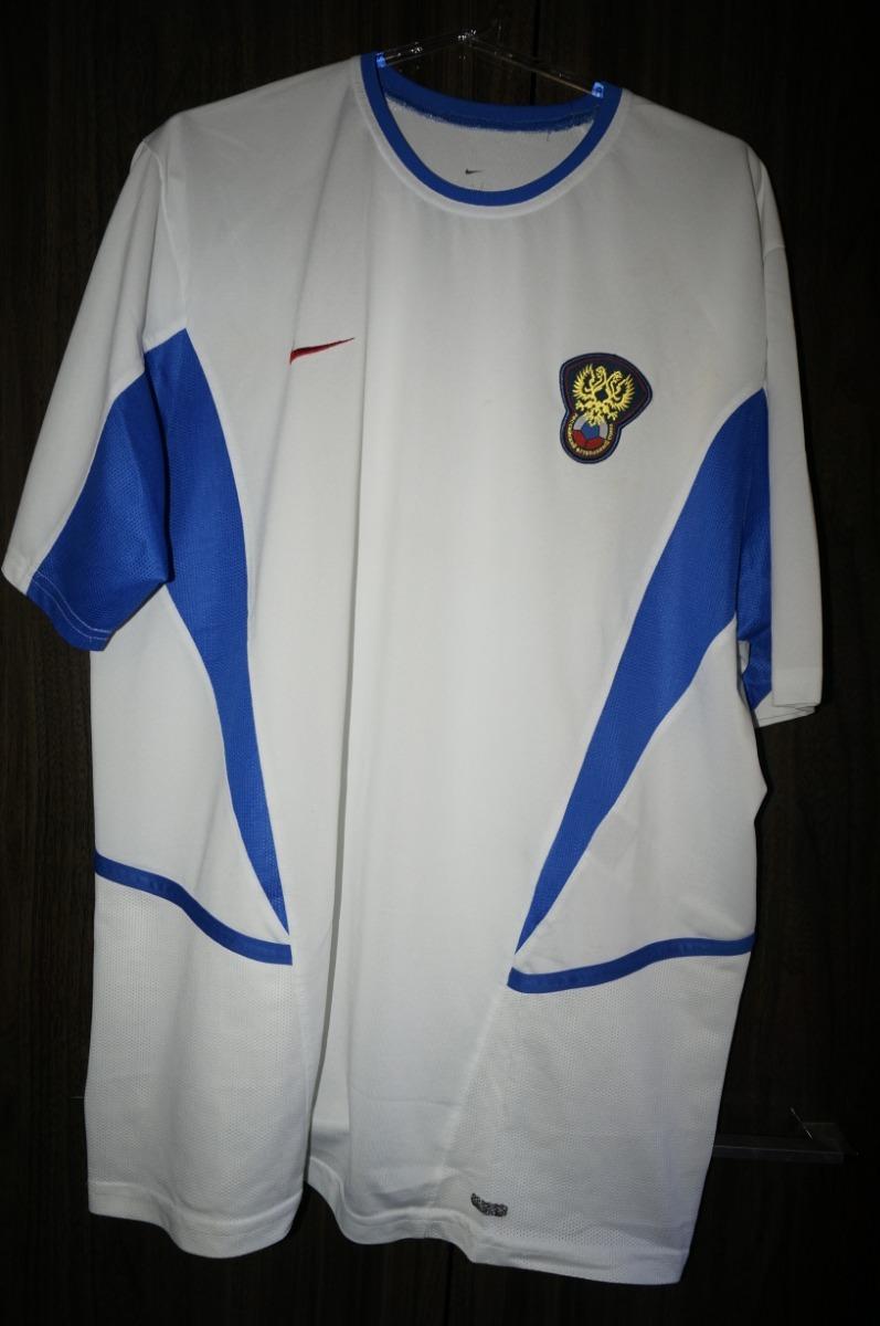 Rússia Futebol Nike Copa 2002 - R  40 9af24d46ac661