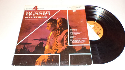 russia stanley black the london festival orchestra and lp