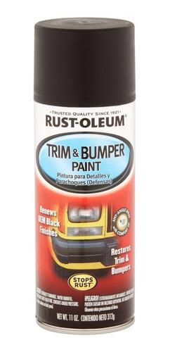 rust oleum aerosol paragolpes auto trim & bumper pinxel