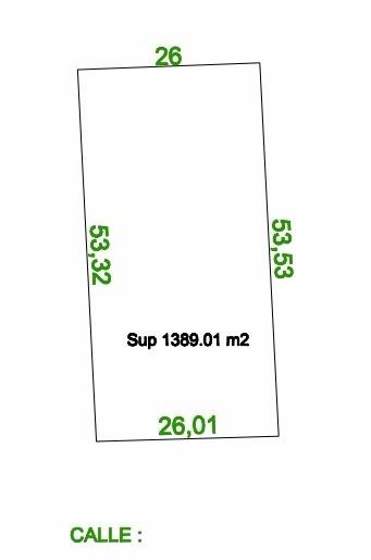 ruta 2 - miralagos lote al circuito aerobico ref. 18609