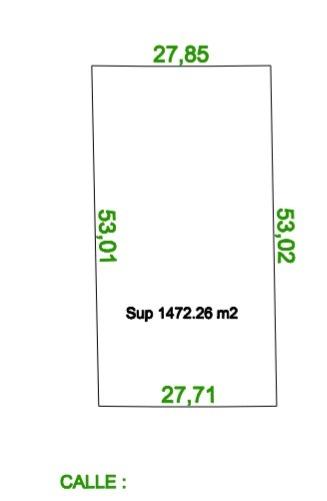 ruta 2  - miralagos -lote central forestado ref 19861