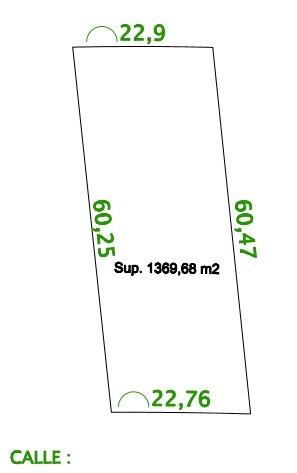 ruta 2 - miralagos lote con salida al lago ref. 19688
