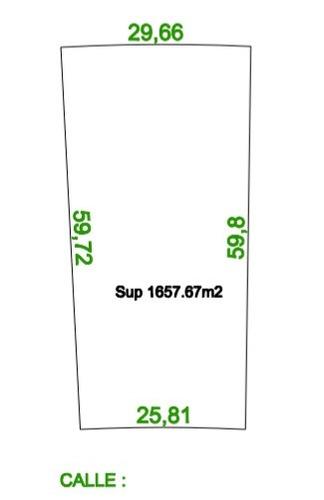 ruta 2 - miralagos lote con salida al lago ref. 19879