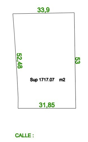 ruta 2 - miralagos lote en area verde ref. 19686