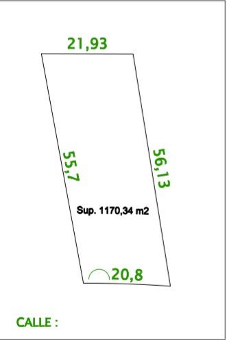 ruta 2 - miralagos lote interno ref. 19838