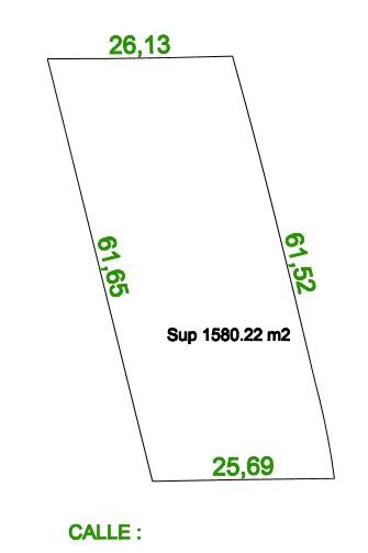 ruta 2 -miralagos lote vista al lago las islas ref. 19042