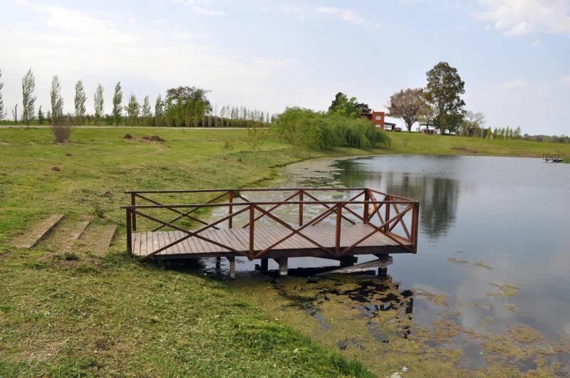 ruta 4  lomas de río luján