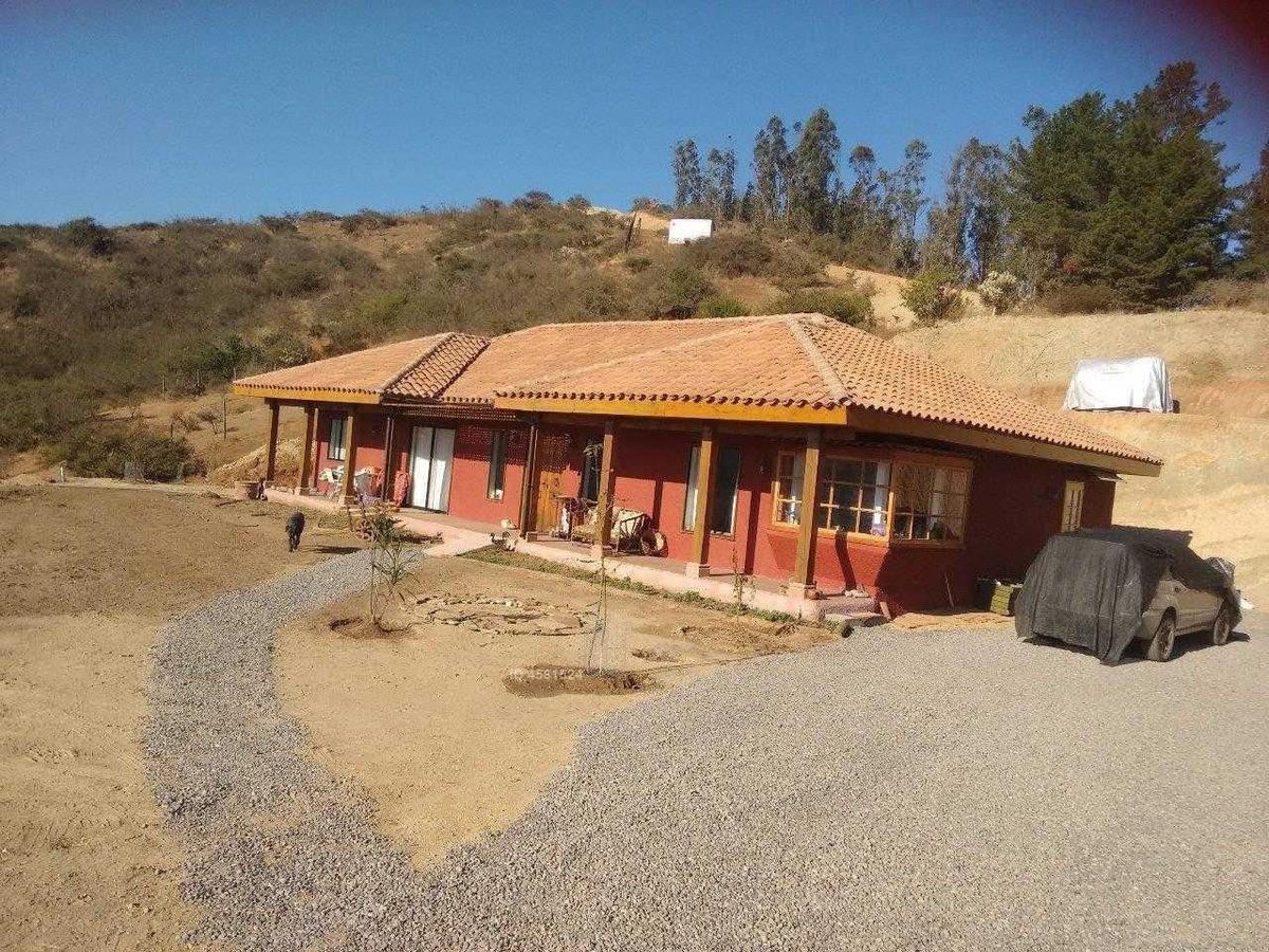 ruta f-940, camino lagunillas-maitenes, casablanca
